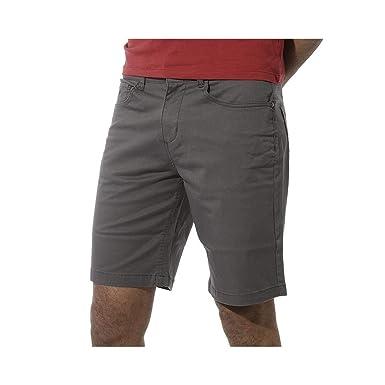 712b42385e609b TBS Pigbur Homme Bermuda Gris: Amazon.fr: Vêtements et accessoires