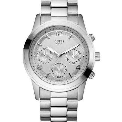 Guess Mini Spectrum W12086L1 - Reloj de mujer de cuarzo, correa de acero inoxidable color: Guess: Amazon.es: Relojes