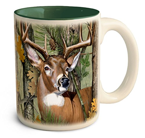 American Expedition Coffee Mug - Camo Series Whtietail Deer