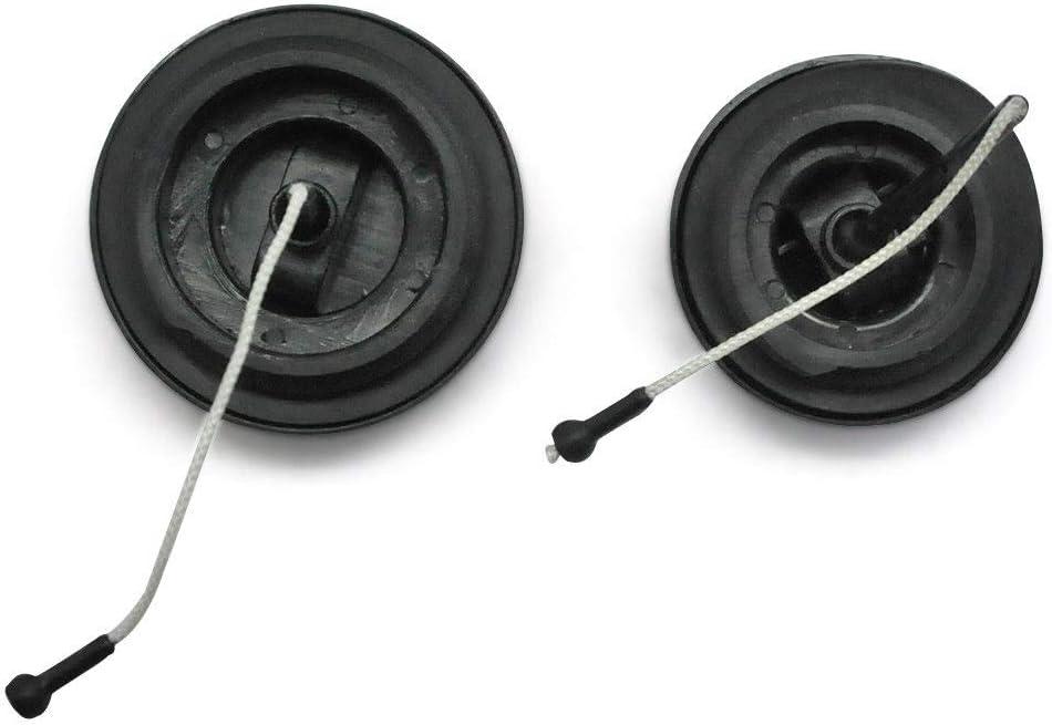 Tap/ón de llenado de combustible y tapa de llenado de aceite para motosierra Stihl MS660 New 0000 350 0520 NEO-TEC
