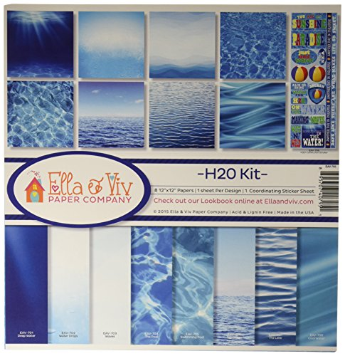 Reminisce EAV-795 H2O Collection Kit -
