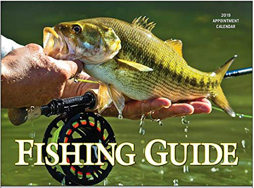 Fishing Guide 2019 Wall Calendar - 18