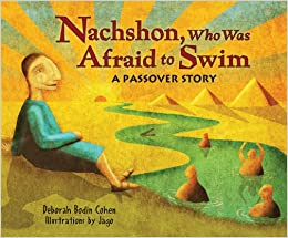 Image result for Passover book on nachshon