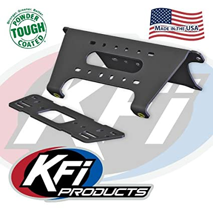 Winch Mount (standard) for Polaris Ranger XP 900, 570 Full Size, and 900 Crew by KFI Products