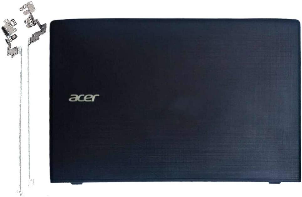 Laptop Replacement LCD Top Back and Screen Hinges Cover Case Fit Acer Aspire E5-575 E5-575G E5-575T E5-575TG TMP259 TX50 N16Q2