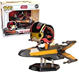 Funko POP Rides-Star Wars Poe Dameron with X-Wing-Smuggler's Bounty Exclusive