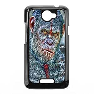 Dawn Of The Planet Of The Apes HTC One X Cell Phone Case Black Phone cover J9720156