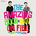 The Amazing Book Is Not on Fire: The World of Dan and Phil Audiobook by Dan Howell, Phil Lester Narrated by Dan Howell, Phil Lester
