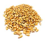 Bulk Iowa Feed Corn from 2018 Crop - Great for Wildlife - Feed Deer, Squirrels, Birds - Make Cornhole bags or use for Crafts and Games - Can be Distilled or Used in Corn Furnace/Heater (500 POUNDS!)