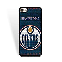 NHL-Ipod Touch 6th Generation Case Edmonton Oilers for Athlete Ultra thin National Hockey League Case for Ipod Touch 6th Generation Skin Scratch-Proof