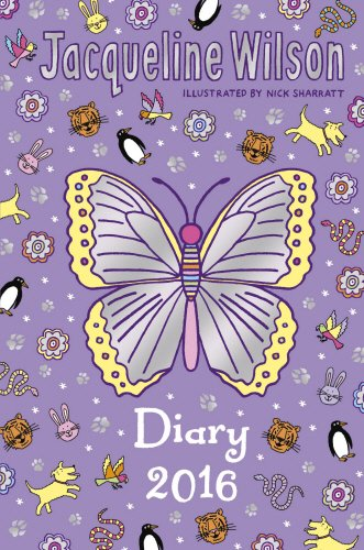 Jacqueline Wilson Diary 2016 (Diaries 2016) (Jacqueline Wilson The Worst Thing About My Sister)