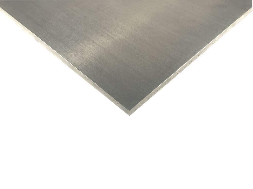 t/ôle daluminium feuille coupe s/électionnable Feuille de t/ôle daluminium de 1-3 mm AlMg feuille daluminium 100x100x2mm 1