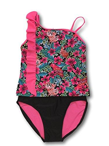 Xhilaration Tankini Swimsuits for Girls (Medium (7/8)) by Xhilaration (Image #2)