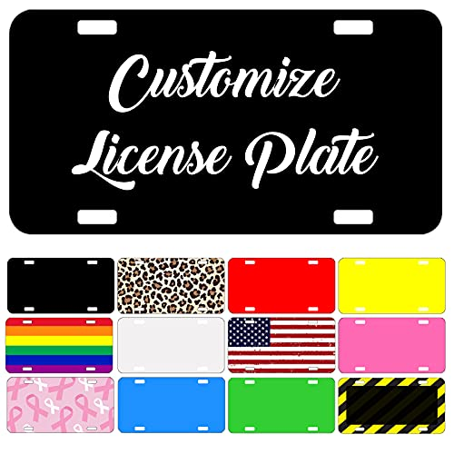 Top 10 Best license plate for scooter Reviews