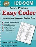 ICD-9-CM Easy Coder: Family Practice, Paul K. Tanaka, 1567811213