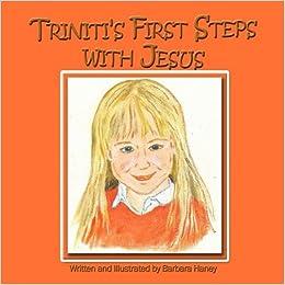 Book Triniti's First Steps with Jesus