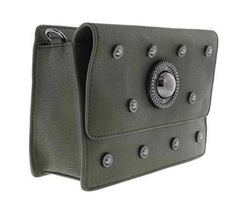 Versace-EE1VQBBR6-E126-Green-Crossbody-Bag