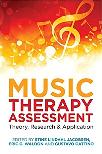 Music Therapy assessment cover art
