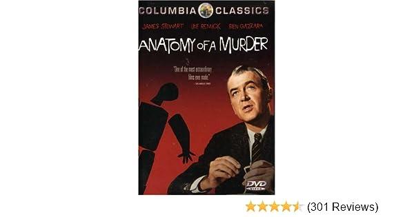 Amazon Anatomy Of A Murder Ben Gazzara Arthur Oconnell Eve