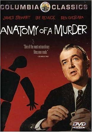 Amazon.com: Anatomy of a Murder: Ben Gazzara, Arthur O\'Connell, Eve ...