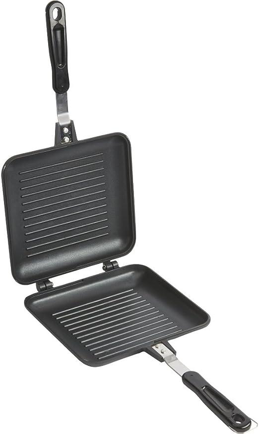 Toaster Outdoor Toasteisen Sandwichmaker Sandwicheisen Camping Grill Toaster