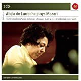 Alicia de Larrocha Plays Mozart Piano Sonatas, Fantasias and Rondos (Sony Classical Masters)