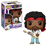 Jimi Hendrix Collectible: Hand Picked 2017 Funko POP! Rocks Woodstock Figure