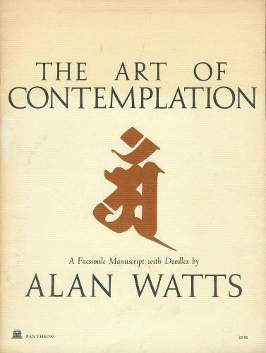 The Art of Contemplation: A Facsimile Manuscript with Doodles (Arts Watts)