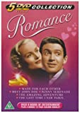 Romance Collection (Made For Each Other / Meet John Doe / Penny Serenade / The Amazing Adventure / The Last Time I Saw Paris) [DVD]