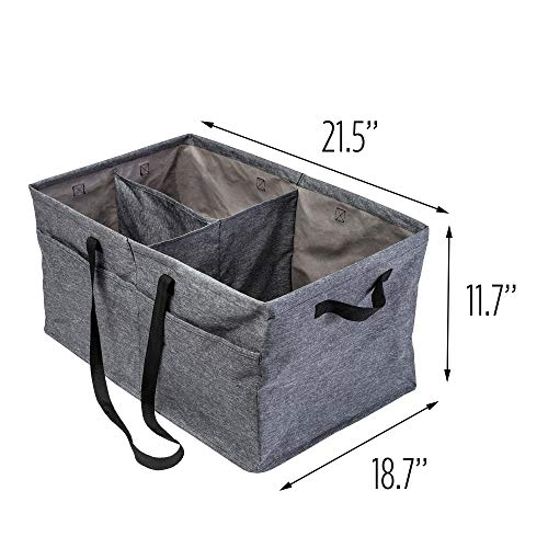 Honey Can Do Large Trunk Organizer Textured product image