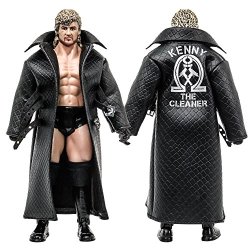 Rising Stars of Wrestling Action Figure Series 2: Kenny Omega