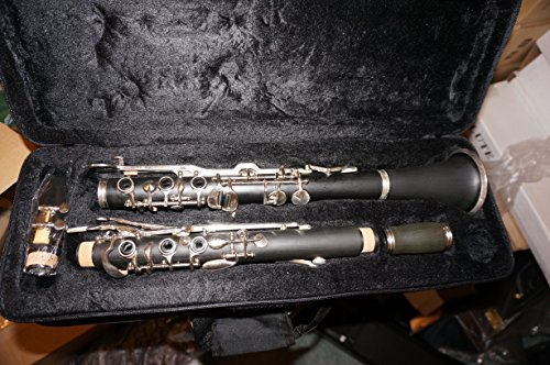 G key Clarinet with case and mouthpiece, by Maestro