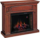 Georgetown Premium Cherry Classic Flame Electric Fireplace Review