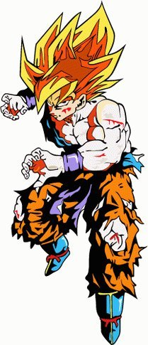 Dragon Ball Cartoon Sticker Decal product image