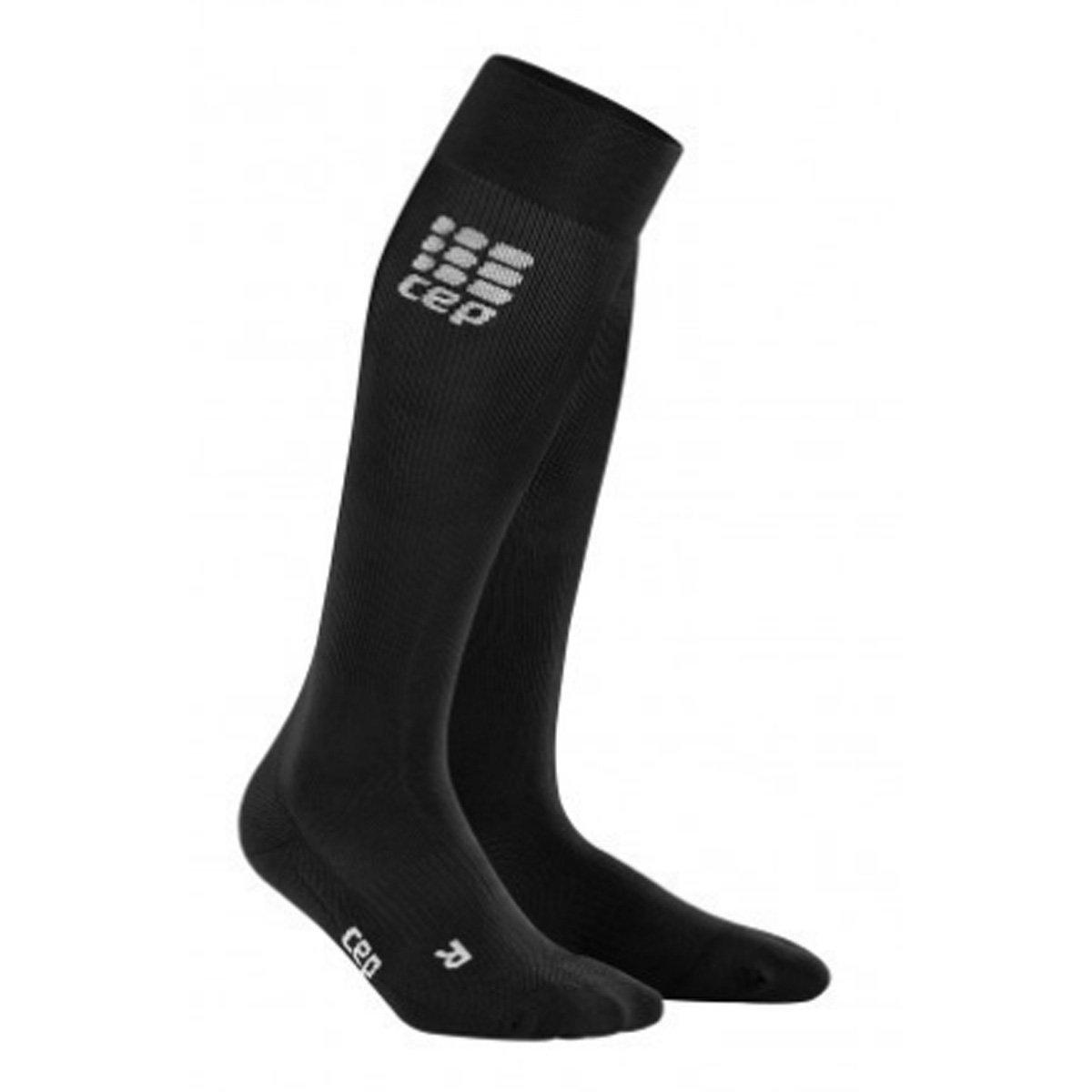 CEP Men's Progressive+ Compression Socks (Black) Size 3