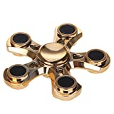 ATESSON Fidget Spinner Toy Ultra Durable Stainless Steel Bearing High Speed ...
