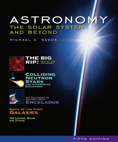 Astronomy: The Solar System and Beyond (with CengageNOW, Virtual Astronomy Labs Printed Access Card) (Available Titles C