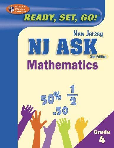 NJ ASK Grade 4 Mathematics (New Jersey ASK Test Preparation)