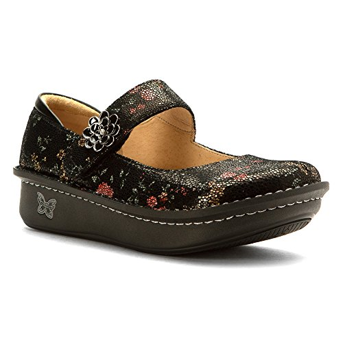 Alegria Women's Paloma Sweetie Pie Suede Clog/Mule 38 (US Women's 8-8.5)  Regular