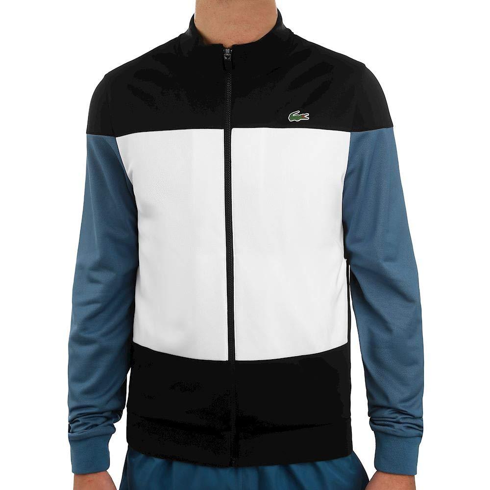 Lacoste Training Jacket Men White: Amazon.es: Ropa y accesorios