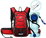 Mubasel Gear Insulated Hydration Backpack Pack with