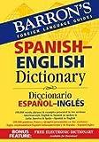 Best Barron's Educational Series Spanish Textbooks - Barron's Spanish-English Dictionary: Diccionario Espanol-Ingles (Barron's Bilingual Dictionaries) Review