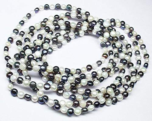Pearl Briolette Mother Bead Of (5 Strand Natural Mother of Pearl Smooth Oval Gemstone Loose Craft Beads 14