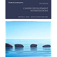 Career Development Interventions with MyLab Counseling with Pearson eText -- Access Card Package (Mycounselinglab)