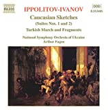 Orchestral Works: Caucasian Sketches