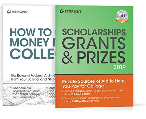 Books : Financial Aid Guidance Set 2019 (Peterson's Financial Aid Guidance Set)