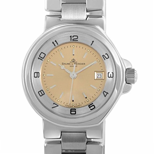 Baume & Mercier Baume & Mercier automatic-self-wind womens Watch MOA06536 (Certified Pre-owned)