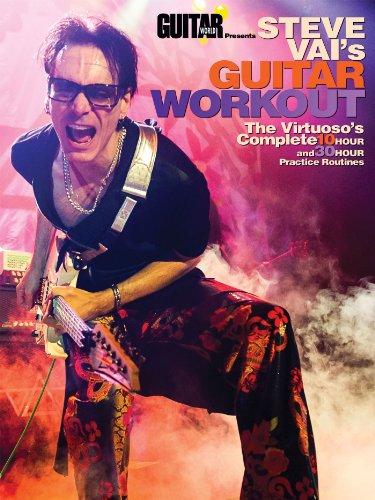 Guitar World Presents Steve Vai's Guitar (Guitar One Presents)