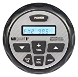 MB Quart GMR2.5 Gauge Hole Bluetooth Marine Apple Control Receiver for Boat