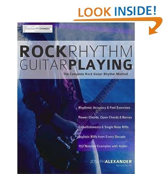 Rhythm Guitar: Amazon.com